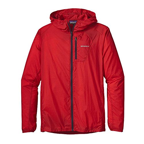 Patagonia Veste Houdini L Rouge - French Red