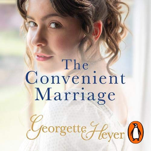 The Convenient Marriage Titelbild