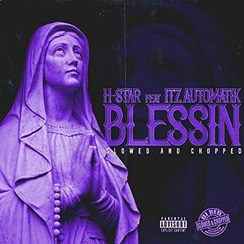 Blessin' (feat. ItzAutomatik)