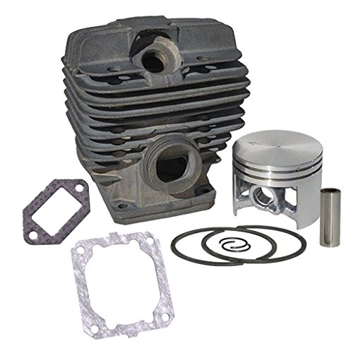 D DOLITY Piston Cylindre Scie à Chaine Accessoires Tronconneuse Métal