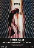 Kanye West - Yeezus, Frankfurt 2014 »