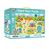 Galt Toys Puzle de suelo gigante – Parque temático