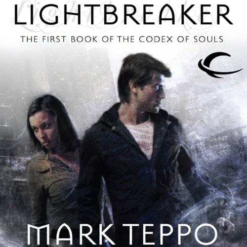 Lightbreaker     Codex of Souls, Book 1              By:                                                                                                                                 Mark Teppo                               Narrated by:                                                                                                                                 Andy Caploe                      Length: 12 hrs and 18 mins     1 rating     Overall 3.0