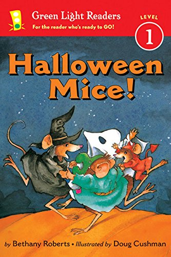 Halloween Mice! (Green Light Readers Level 1)