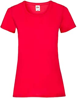 Fruit of the Loom - Lady-Fit T-Shirt Valueweight T