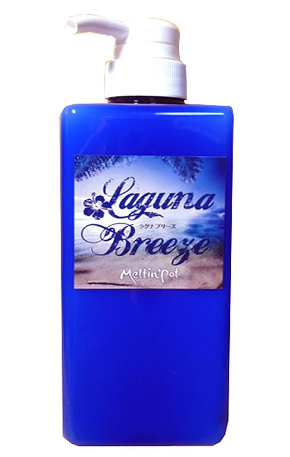 麺間違い制限されたラグナブリーズ トリートメント 600ml Laguna Breeze Treatment スカルプ 頭皮ケア