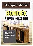 Bondex Holzbeize Pulverbeize Beutelbeize Beize auf Wasserbasis für Möbel 5er