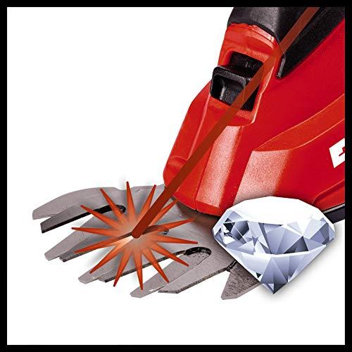Einhell 3410370 Forbici e sfoltirami a Batteria, 18 V, Rosso