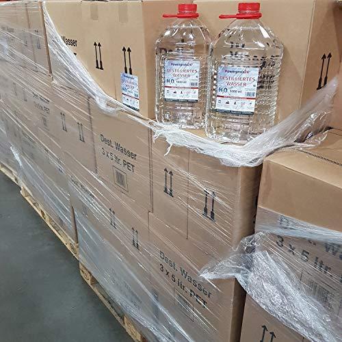 Destilliertes Wasser 25 Liter Powerpreis24 incl Versand 14,99