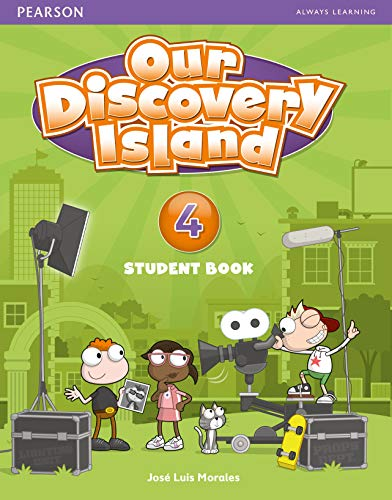 Our Discovery Island Level 4 - Student Book + Workbook + Multi-Rom + Online World