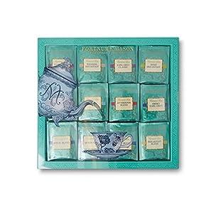 フォートナム&メイソン Fortnums Classic Famous Teas ティーバッグ ギフト 詰合せ セット (9種類 120個入り) [並行輸入品]