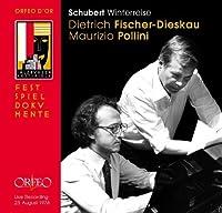 Schubert: Winterreise by Fischer-Dieskau (2013-11-19)