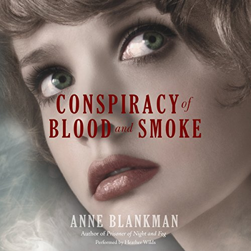 Conspiracy of Blood and Smoke audiobook cover art
