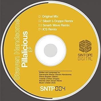 Pillalicious  EP