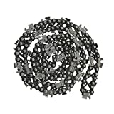 KBINGO Chainsaw Chain for 20' Bar Length - .325' Pitch - .058' Gauge - 76 Drive Links, Fits for Blue Max 53543 8901 8902, Replaces Blue Max 52209 & 21LPX076G