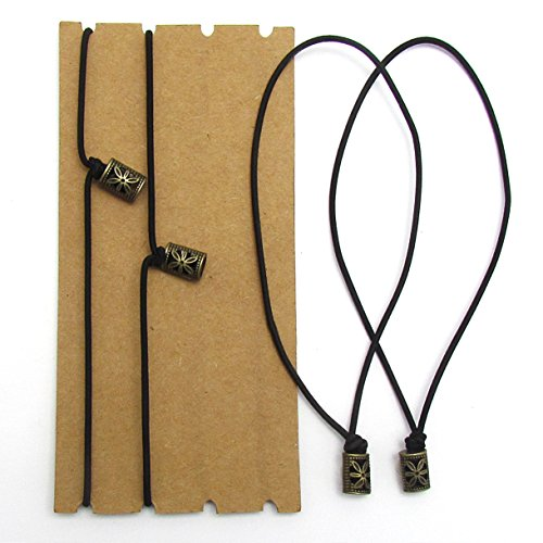 Traveler's Notebook Elastic Bands - Leather Journal Refill Connection Band Straps Replacements (8.5'x4.75') - 4 Pack of Bands with Toggles for Travelers Leather Journal and TN Travelers Notebooks