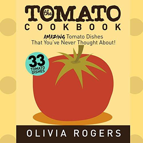 The Tomato Cookbook audiobook cover art
