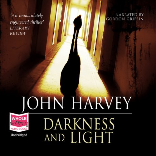 Darkness and Light audiobook cover art