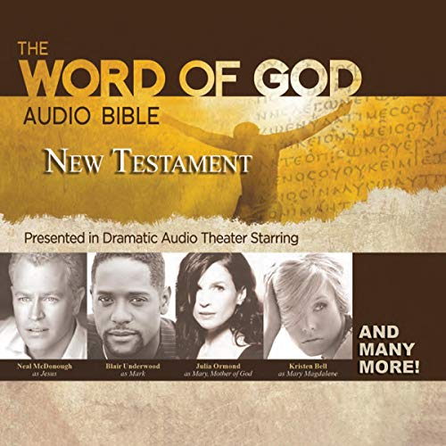 The Word of God Audio Bible cover art