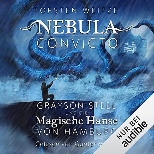 Grayson Steel und die Magische Hanse von Hamburg Titelbild