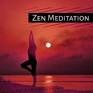 Zen Meditation – Inner Calmness, Harmony, Yoga Sounds, Deep Focus, Tibetan Music, Buddha Lounge, Meditate