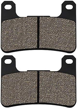 Frente motocicleta y traseras pastillas de freno Color : Front for Suzuki GSXR600 GSXR 600 GSXR750 GSXR 750 04-05 GSXR1000 GSXR 1000 K4 K5 K6 04-06