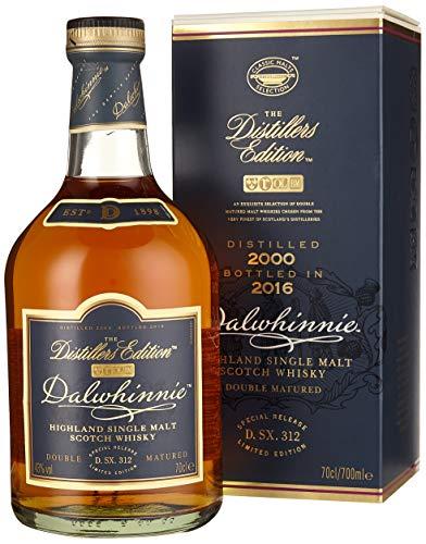 Dalwhinnie Distillers Edition 2015/2016 (1 x 0.7 l), mit Geschenkpackung