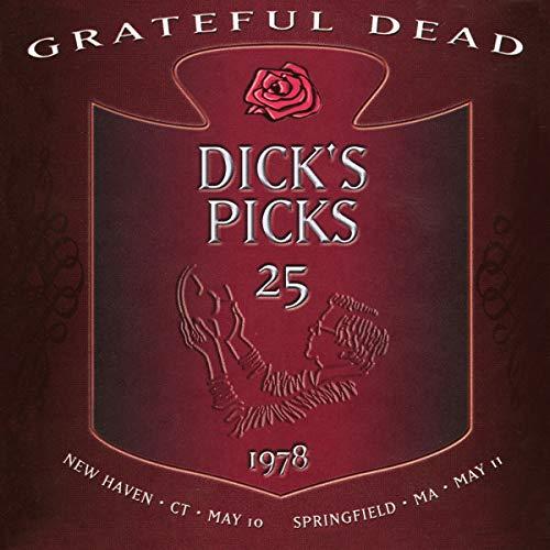 Dick s Picks Vol. 25-May 10, 1978 New Haven May 11, 1978 Springfield, MA (4-CD Set)