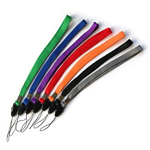 trage.band® Handgelenk-Trageband/Handschlaufe (7 Farben Set)