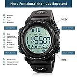 Zoom IMG-1 beeasy orologio uomo digitale fitness
