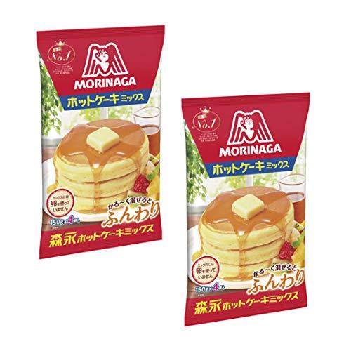 【2セット(600g×2)】 森永製菓 ホットケーキミックス 600g ホットケーキ ミックス スイーツ おやつ お菓子 パンケーキ