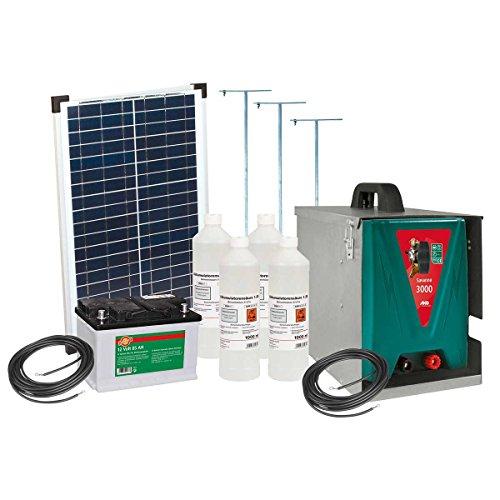 Ako Starter Set Savana 3000con pannello solare