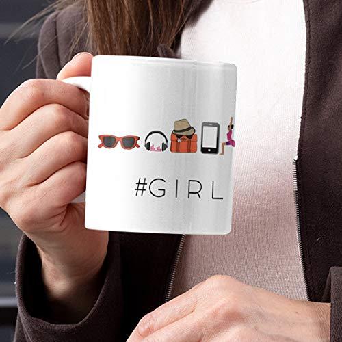 The Gift Maker Girl Boss Ceramic Coffee Mug