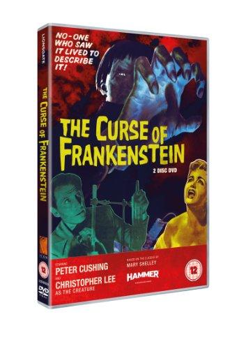Curse Of Frankenstein [DVD]