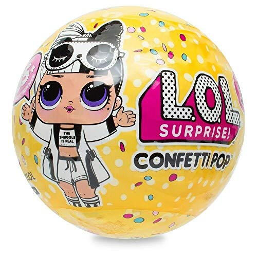 YOUNG TOYS Youngtoys L.O.L Surprise Confetti Pop 3-2 Toy