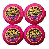Hubba Bubba Bubble Tape Awesome Original Gum | Original Bubble Gum | 6 Feet Of Gum Per Roll | Pack of 4 Rolls