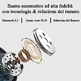 Immagine 1 cuffie bluetooth auricolari wireless senza