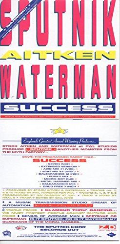 CD SINGLE Sigue Sigue Sputnik - Stock Aitken Waterman - PWL Success - 10-track CARD SLEEVE REMIXES