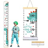 PASHOP Growth Chart for Kids, Dinosaur Baby Height Growth Chart for Wall Kids Measurement ...