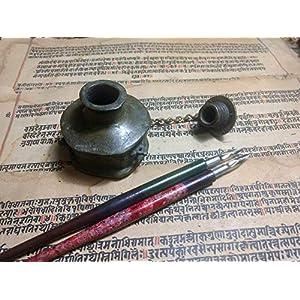 Federhalter Comic Pen Dip Pens Vintage Sammlerstück Handschrift Kalligraphie Nibs Stifte, gemischte Farbe Satz von 2…