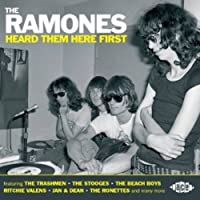 The Ramones Heard Them Here First by Various Artists (2012-09-04)