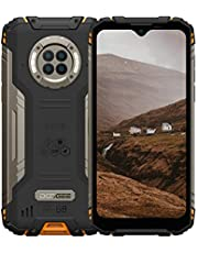 """Rugged Phone Unlocked DOOGEE S96 Pro(2020), 8GB+128GB Infrared Night Vision Helio G90 Octa Core Waterproof Android Phone, 48MP+20MP, 6.22"""" + Global 4G LTE GSM AT&T T-Mobile Dual SIM Phone 6350mAh"""