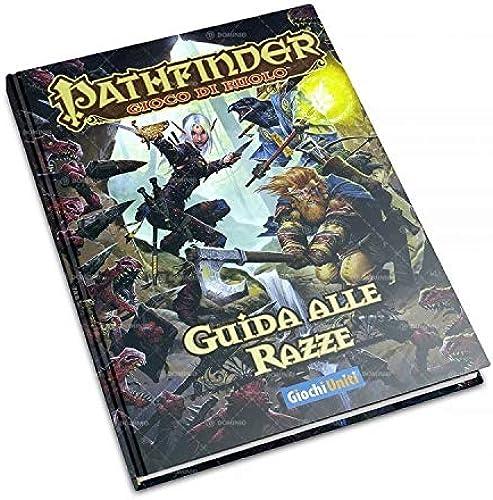 Fantàsia Guida Alle Razze - Manuale Pathfinder - Italiano