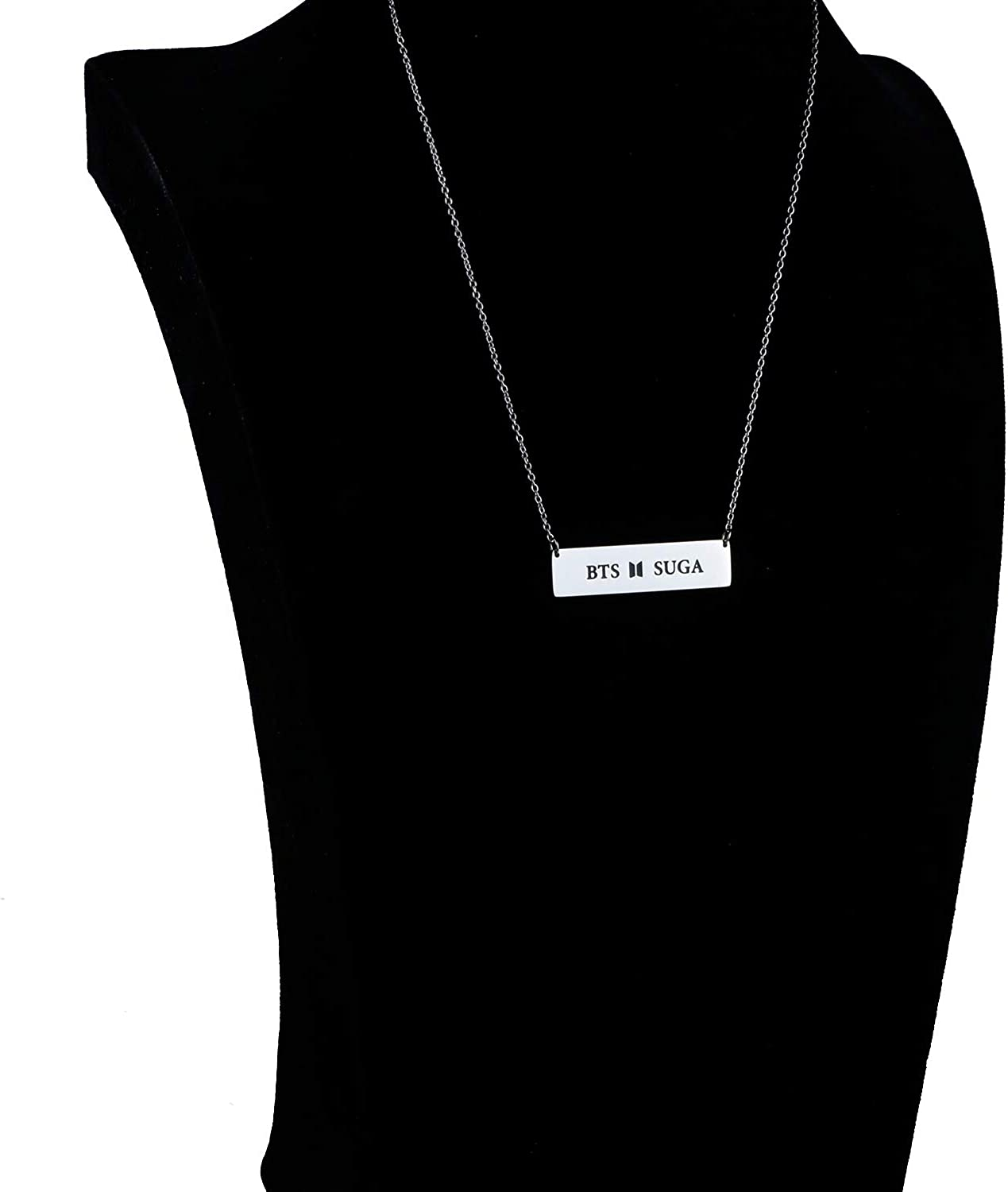 Kpop BTS Bangtan Boys Necklace Bracelet Love Yourself Army BTS Jewelry for Girls BTS Fans Gift