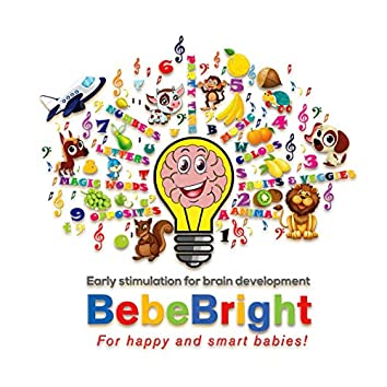 Bebebright - Early Stimulation for Brain Development. for Happy and Smart Babies!