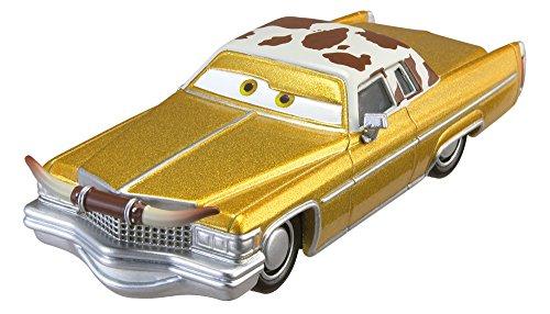 Disney Pixar Cars Diecast, Tex