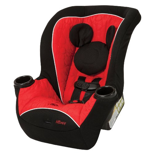 Disney APT Convertible Car Seat, Mouseketeer Mickey