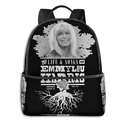 EMM-Ylou Harris Laptop Backpack Fashion Theme School Backpack