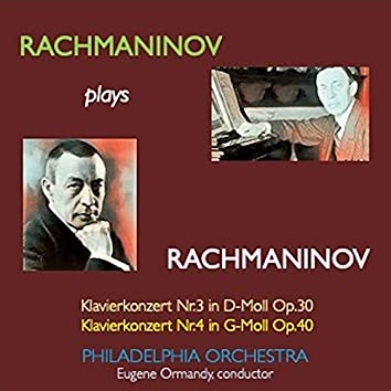 Rachmaninov plays Rachmaninov