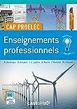 Enseignements professionnels CAP PROELEC by M Boudengen (2015-03-06) - Delagrave - 06/03/2015